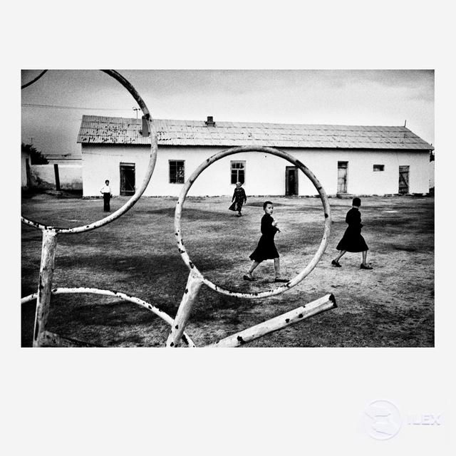 , 'Circles,' 1997, ILEX Gallery