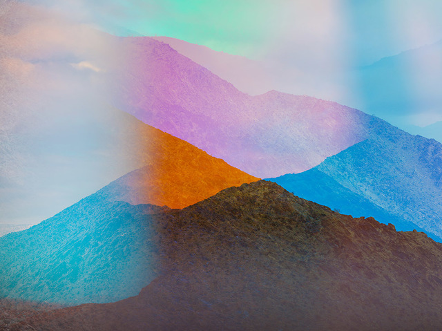 , 'Psychscape 90 (Whale Peak, CA), 2017,' 2018, CULT | Aimee Friberg Exhibitions
