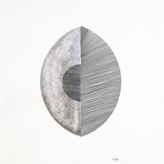 , 'Série Minerelia 3 (Escudo de prata),' 2015, Gabinete de Arte k2o