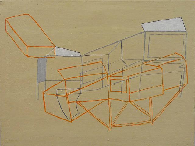 , 'Estudio arquitectónico I,' , Lux Perpetua Art Centre