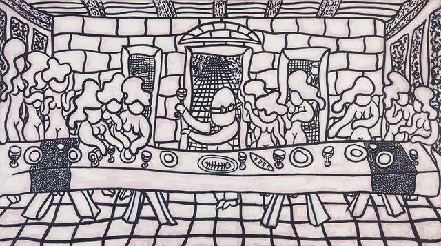 , 'Last Supper,' 1964, Galerie Klaus Gerrit Friese