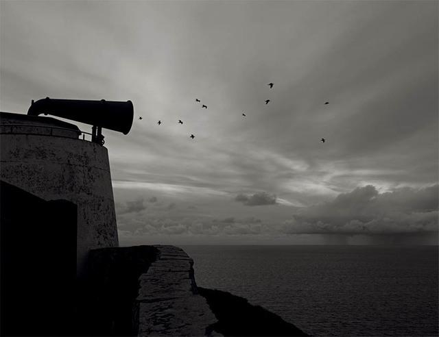 , 'Sumburgh Head, Mainland, Shetland,' 2016, The Photographers' Gallery