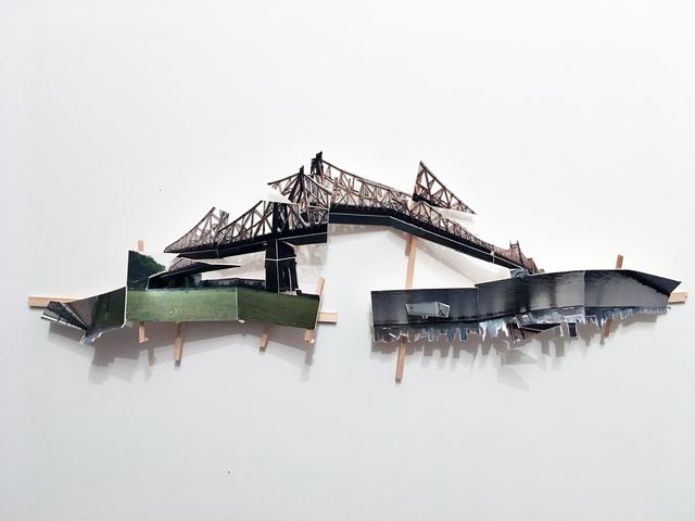 Isidro Blasco, 'Adrift Houses, Model 3', 2019, John Davis Gallery