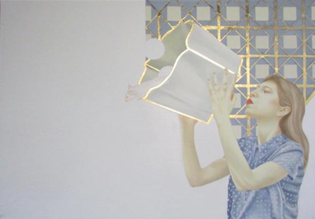 , 'Mitopoiesi,' 2014, Cynthia Corbett Gallery