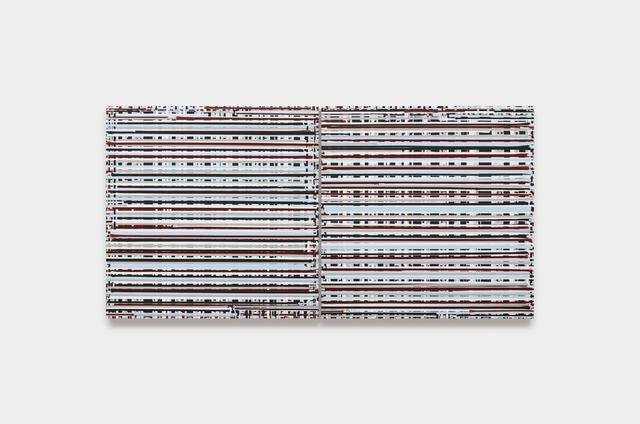 , 'estrutura #28,' 2018, Galeria Raquel Arnaud