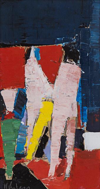, 'Standing Figure (II),' 1960, Rosenberg & Co.