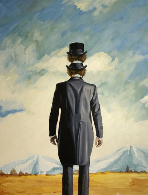 , 'Double Think,' , Lois Lambert Gallery