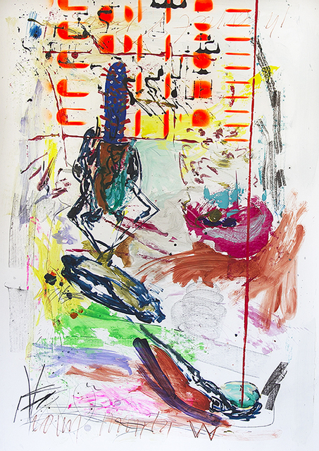 Ilidio Candja Candja, 'Untitled #3', 2017, Bill Lowe Gallery