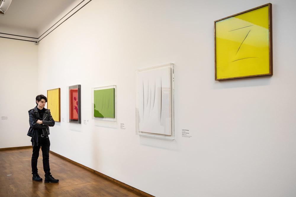 Installation View: WOW! The Heidi Horten Collection, Leopold Museum, Vienna Photo: (c) Bildit.at