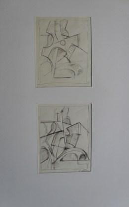 Carl Kohler, 'Model studies Paris', 1949, Carl Kohler Estate