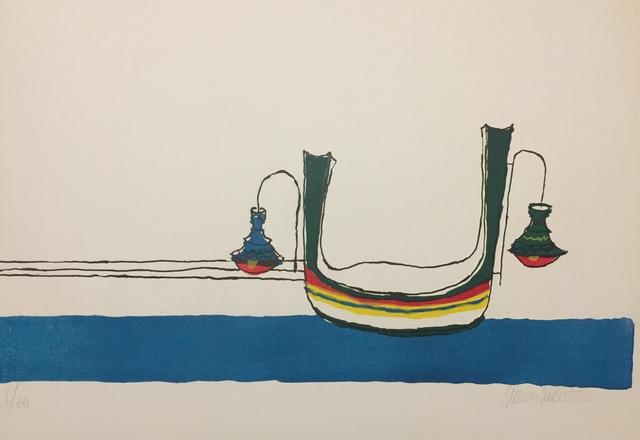 Maurilio Catalano, 'Porto a Venezia II', Wallector