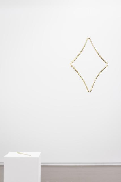 , 'Rhombus,' 2017, Gallery Baton