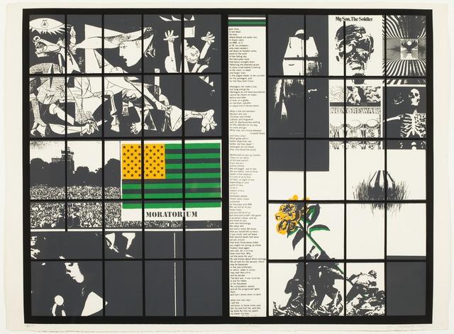 , 'Moratorium,' 1969, El Museo del Barrio