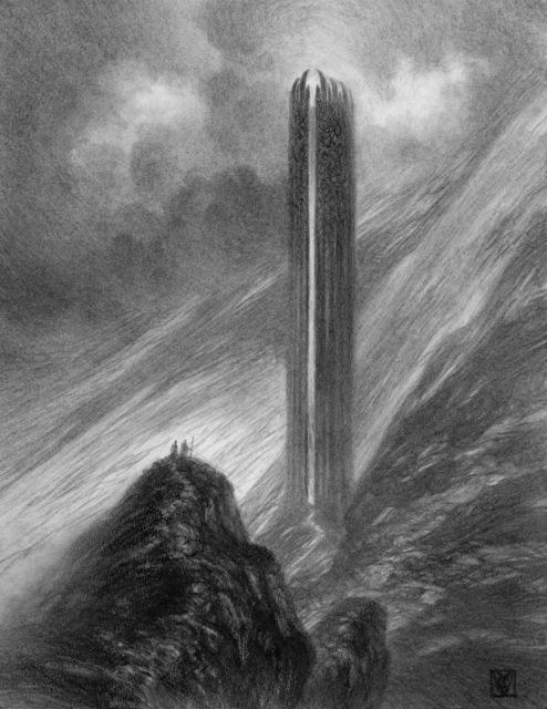 Christophe Vacher, 'Hades' Gate', 2017, IX Gallery