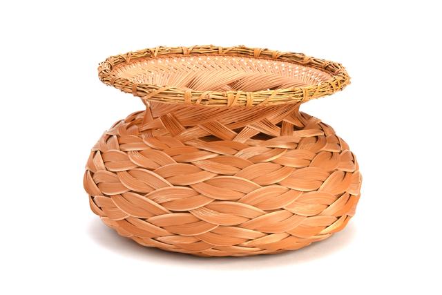 , 'Flower Basket; Horai,' , Yumekoubou Antique