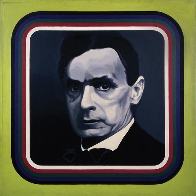 , 'Portrait of Rudolf Steiner,' 1965, Kent Fine Art
