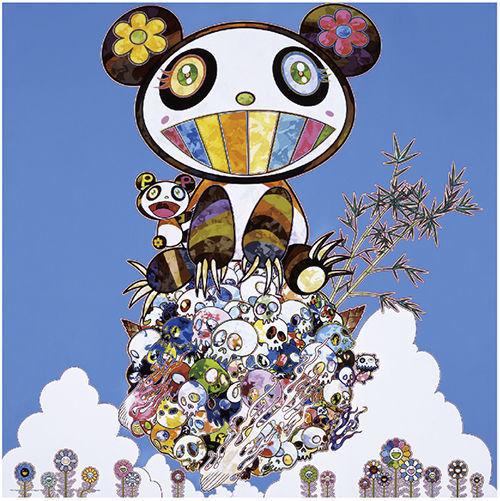 Takashi Murakami, 'Panda Family Happiness', 2016, MSP Modern