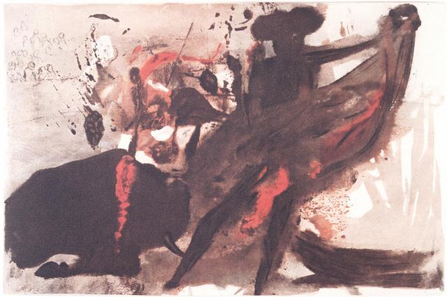 , 'Individual Bullfight,' 1966, Galerie d'Orsay