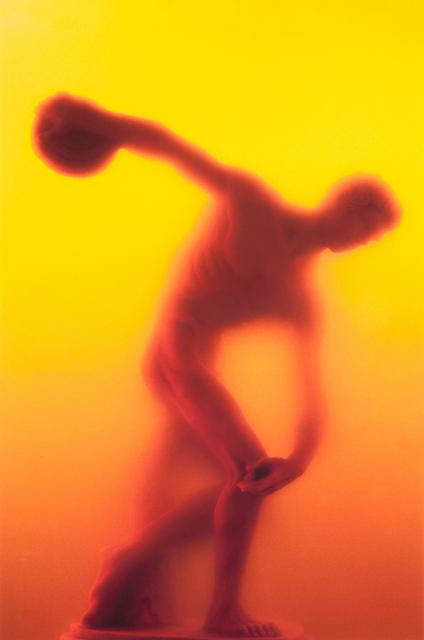 , 'Piss Discus,' 1988, ClampArt