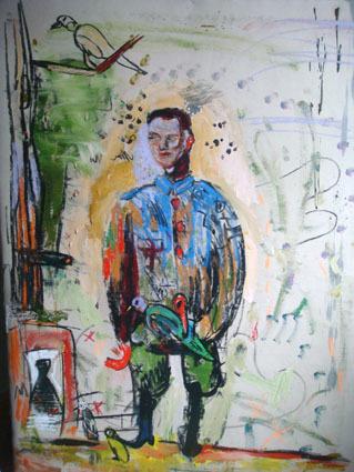 , 'No Title (Stauffenberg II),' 2008, Aki Gallery