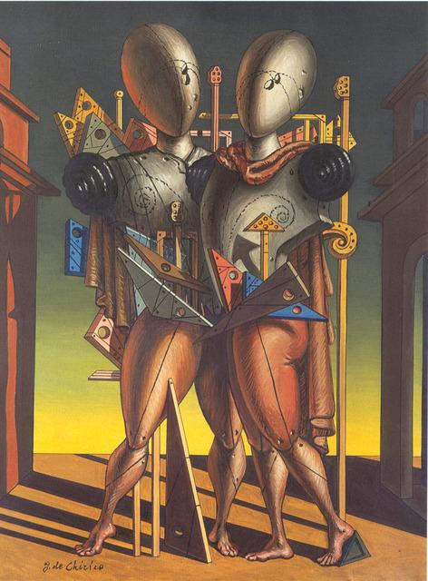 , 'Ettore e Andromaca,' 1942, Galleria d'Arte Maggiore G.A.M.