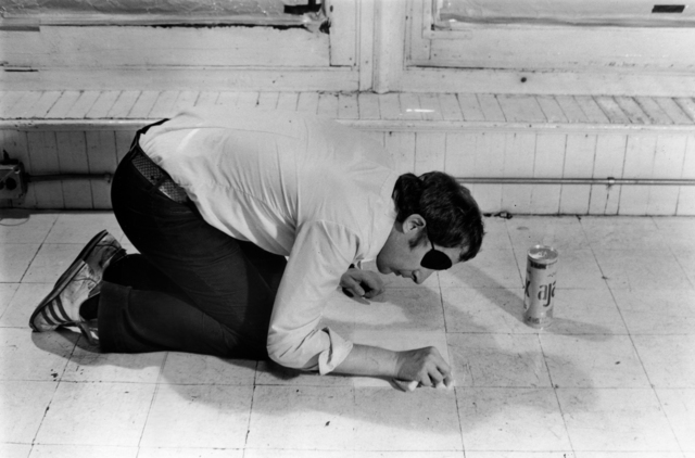 , 'Negative Cleaning Situation: Cleaning: Floor Tile, Saturday, April 21 1973,' 1973, Lulu