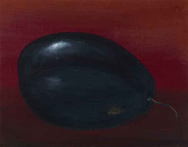 , 'Big Plum,' 2013, Grob Gallery