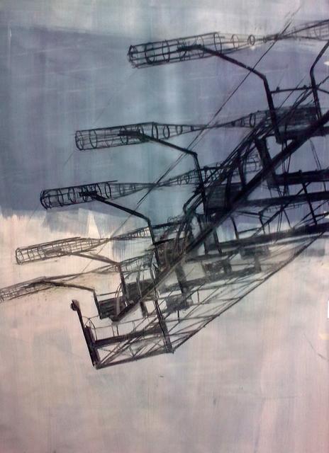 , 'Duga 3,' 2012, ecadc
