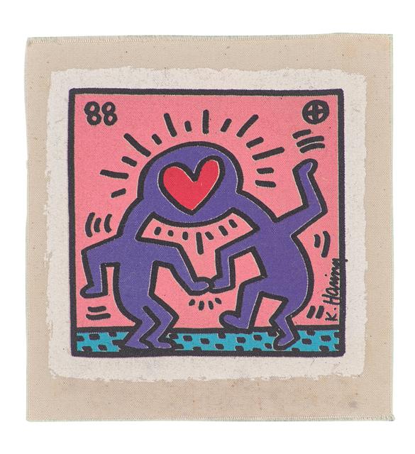 Keith Haring, 'Winkie Wedding Invitation', 1988, Rago/Wright
