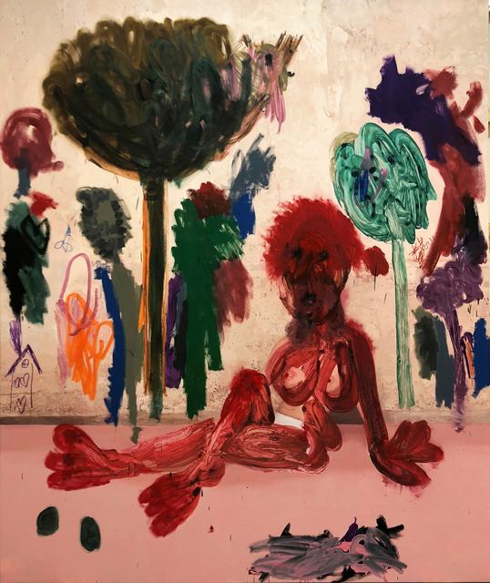 , 'Joanna,' 2018, Galerie Krinzinger