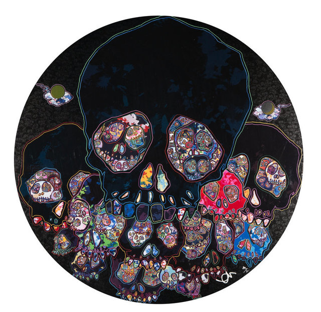 Takashi Murakami, 'The Moon Over the Ruined Castle', 2015, Heritage Auctions