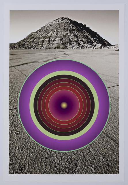 , 'Mountain/Molehill,' 2013, L.A. Louver
