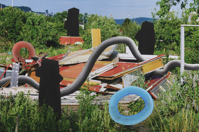 Lutz & Guggisberg, 'Monolith Playground', 2018, Monica De Cardenas