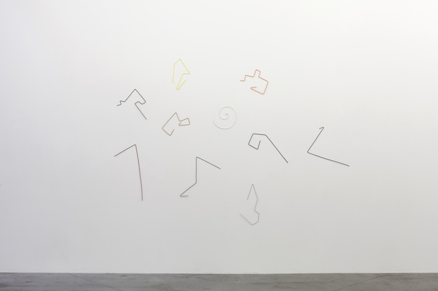 , 'Gekleurde cijfercode,' 1983-1984, Tatjana Pieters