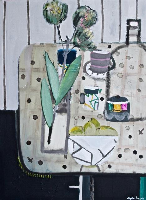 , 'Autumn Collection,' 2017, Thackeray Gallery