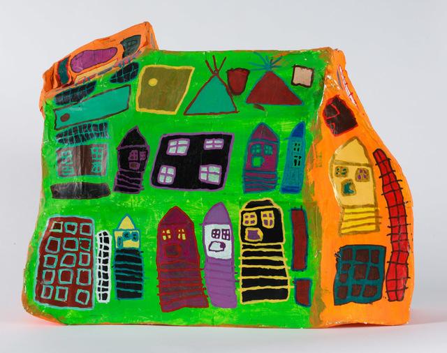 , 'Colors Houies,' 2015, Creativity Explored
