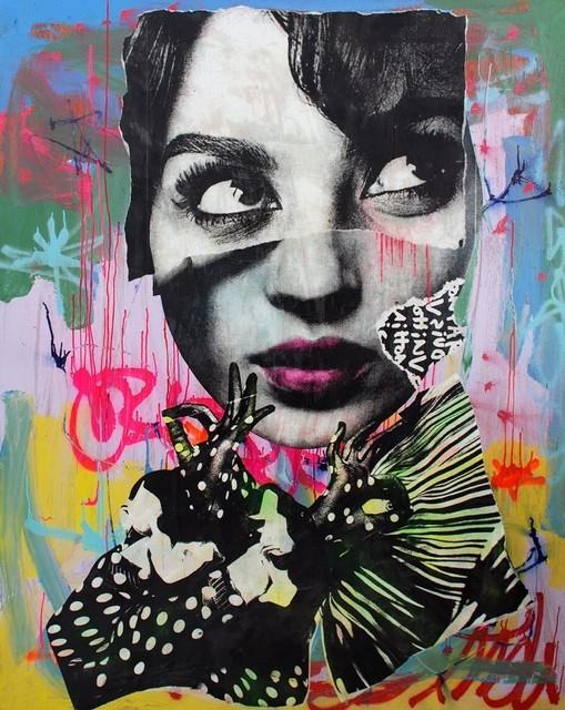 , 'Italian Graff Loren,' 2013, Avant Gallery