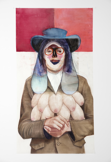 Geoffrey Chadsey, 'Oats', 2018, Contemporary Art Museum St. Louis Benefit Auction