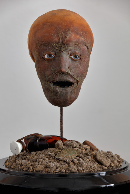 , 'Head I.,' 2017, DSC Gallery