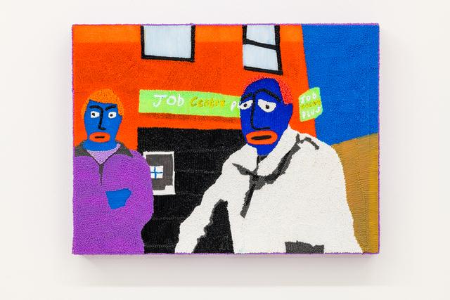 , 'Jobcentre Plus,' 2018, Annka Kultys Gallery