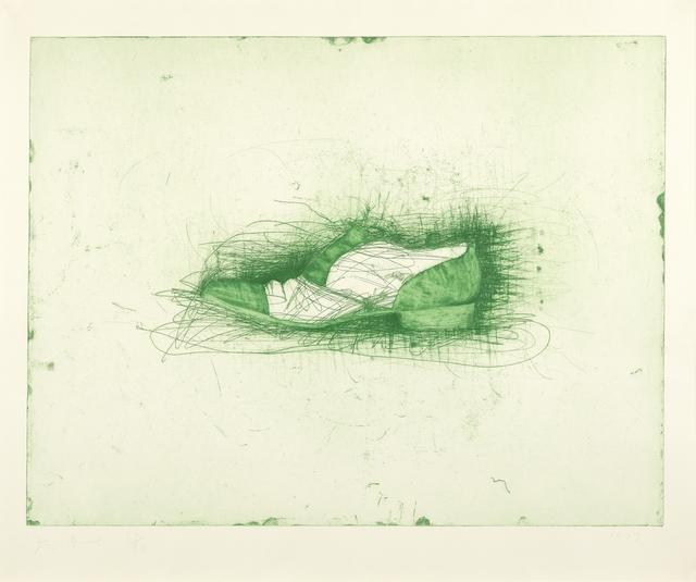 , 'Shoe,' 1973, Galerie Raphael