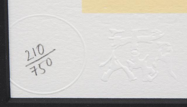 Banksy, 'Trollies', 2007, Print, Screenprint on paper, Julien's Auctions