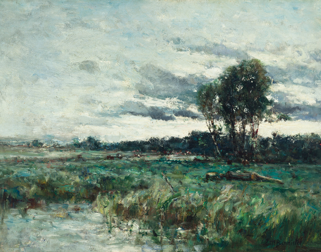 , 'Landscape with Four Trees      ,' , ACA Galleries