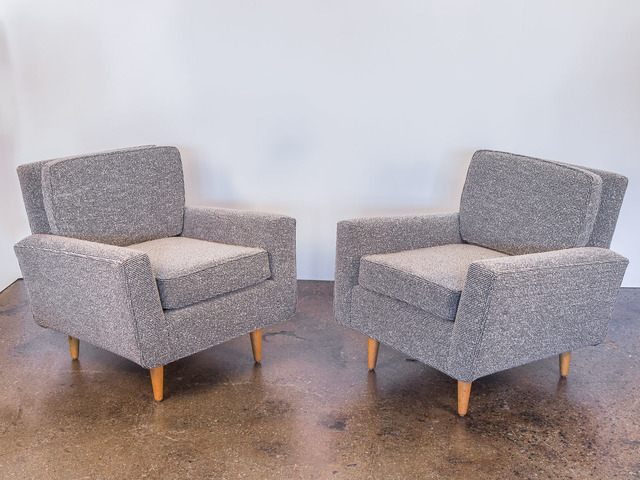 , 'Pair of Model 25 Lounge Chairs,' ca. 1940, Open Air Modern