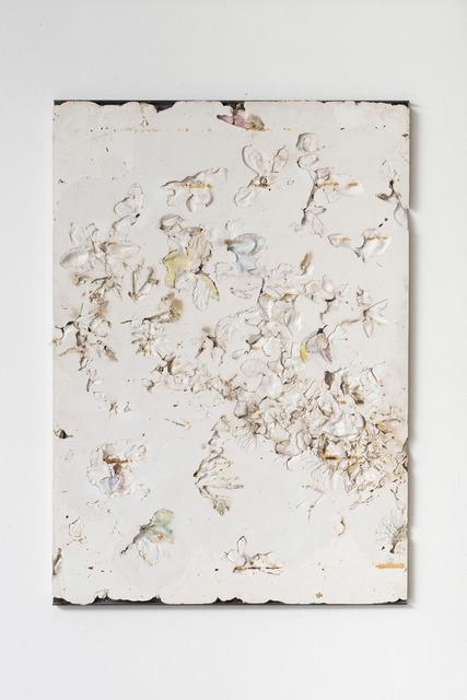 , 'Untitled (Bianco Ikebana 05052016),' 2016, Magazzino
