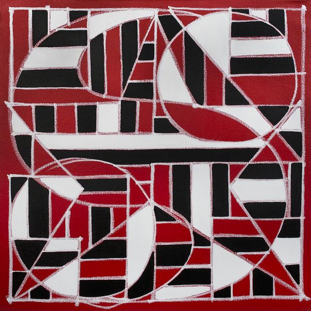 , 'S-IZM_RED,' 2015, Gastman