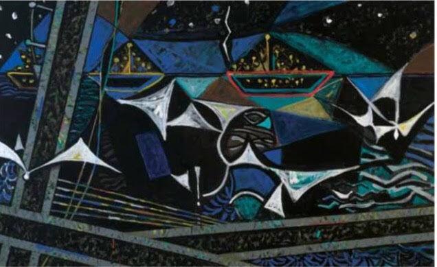 , 'night,' 2011, NG Gallery
