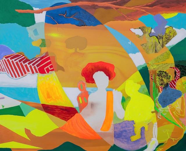 Carlos Franco, 'DAMA EN EL LAGO, ARIADNA', 2009-2011, HG Contemporary