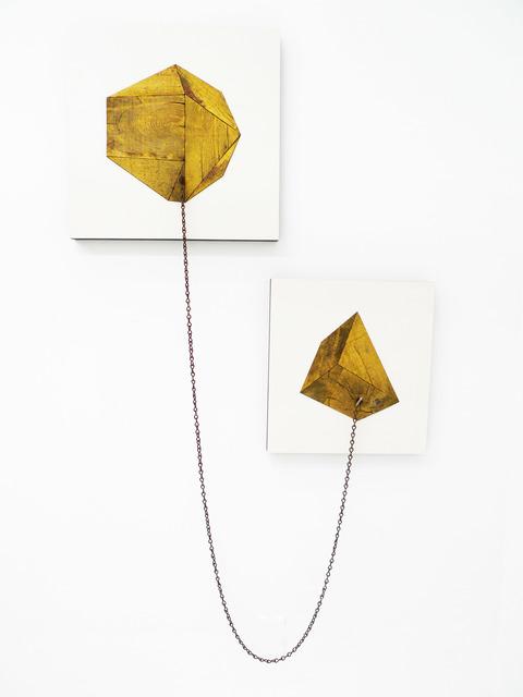 Michael Zelehoski, 'Ball and Chain', 2013, Ethan Cohen New York