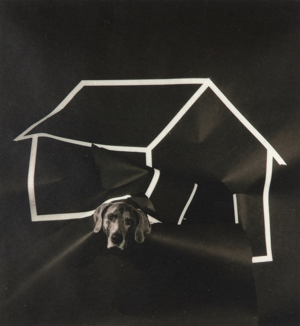 , 'Dog House (From Man Ray: A Portfolio of 10 Photographs),' 1982, Heather James Fine Art